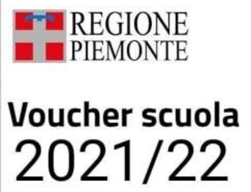 Avviso voucher scuola 2021/2022